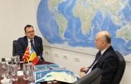 CCINA. Vizita Ambasadorului Republicii Macedonia