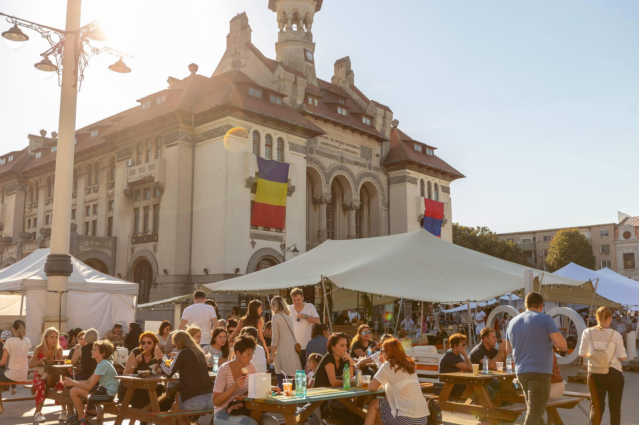 Street Food Festival ajunge la Constanța