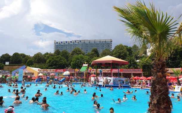 Eforie Aqua Park s-a deschis!(galerie foto)