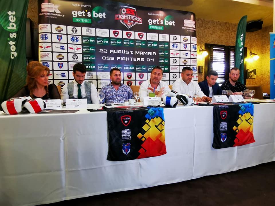 GalaOSS Fighters, Mamaia 2019