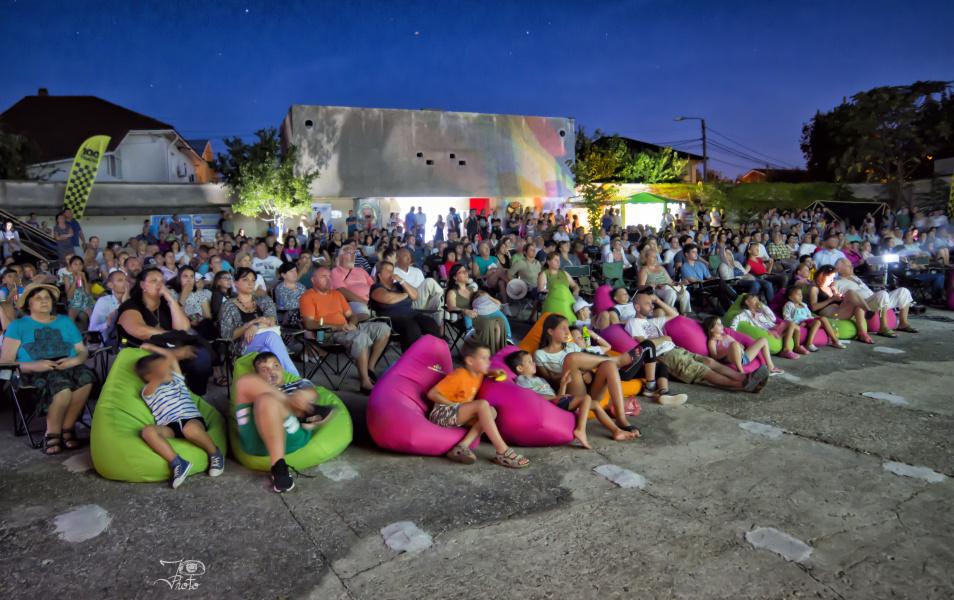 Festival Cinemascop la Grădina de vară din Eforie Sud