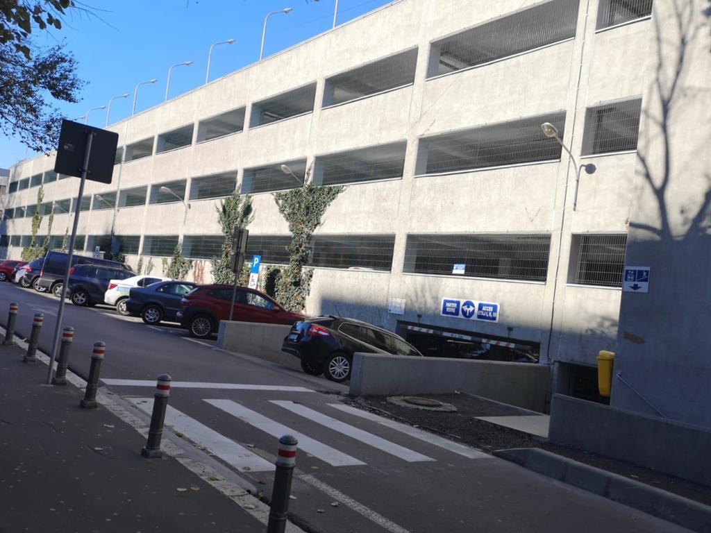 Parcarea supraetajată din zona Spitalului Județean de Urgență Constanța, va fi cu plată