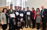 Festivitate de premiere a Concursului pe meserii din învățământul profesional, etapa județeană