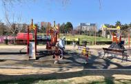 A început dezinfecția locurilor de joacă din municipiul Constanța