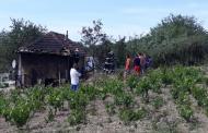 Fetiță arsă de vie la Vlahii