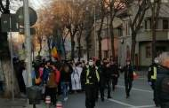 A treia zi de proteste la Constanța - Video