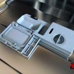 Compartiment detergent si agent stralucire - Hotpoint LFTA 2164A