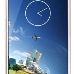 Kazam tornado 348 smartphone fata alb