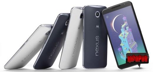 Telefonul Nexus 6 dezvaluit de Google