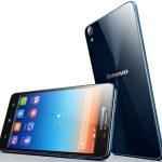 Lenovo smartphone s850 dark blue