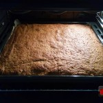 Placinta coapta in cuptor dupa 30 de minute