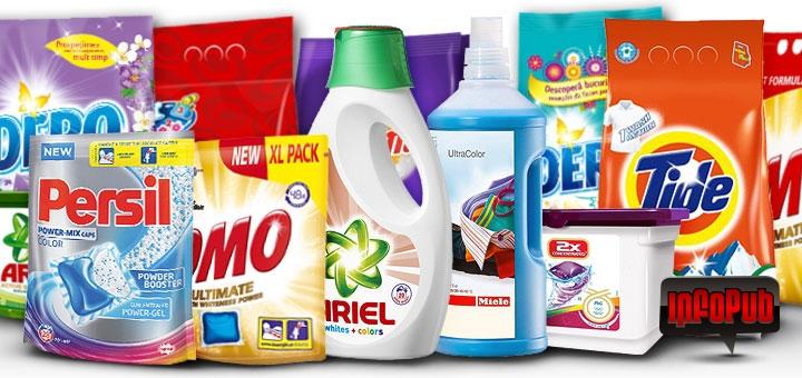Care este cel mai bun tip de detergent pentru spalat rufe