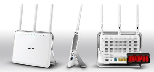 Router wireless Gigabit TP-LINK Archer C9