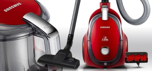 Aspirator fara sac Samsung VC15QSNMARD
