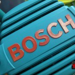 Detaliu Bosch AKE 30 S drujba electrica cu lant
