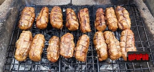 Reteta mititei de casa cu carne slaba de porc si miel