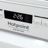 Hotpoint HFO3T222WG Masina de Spalat Vase Independenta