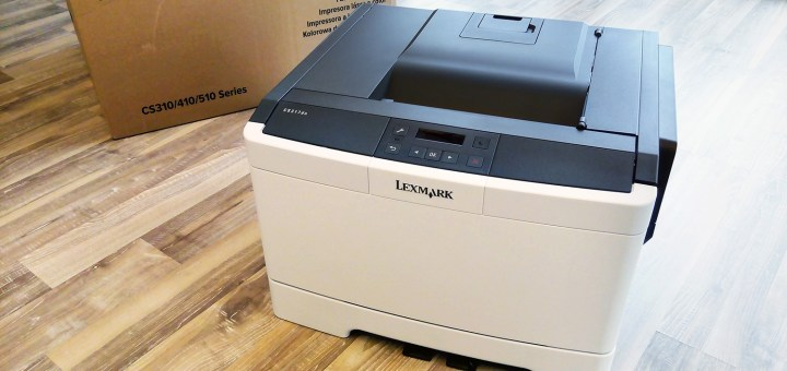 Lexmark CS317dn Imprimanta Laser Color Duplex
