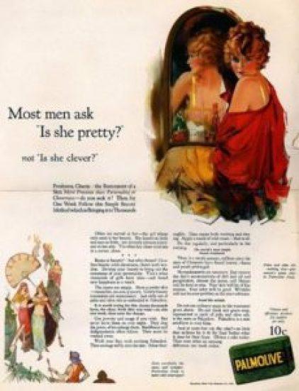 pubblicità anni 50