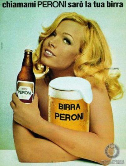 pubblicità anni 70