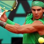 Rafael Nadal Thrased Roger Federer in French Open