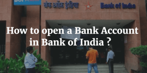 How-to-open-a-Bank-Account-in-Bank-of-India