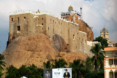 Tourist Spots in and around Trichy
