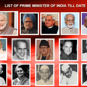 List of Prime Minister of India From 1947 Till Date [FULL LIST]