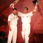 Sachin Tendulkar's figure revealed at  Madame Tussauds Museum in London