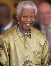 Dr Nelson Mandela