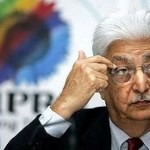 Wipro Chairman Azim Premji received Globlal Vision Award