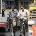 Bus Fares Hike in Tamilnadu and Cyclists on Chennai Roads