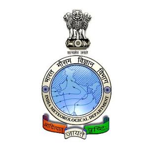 Indian Meteorological Department logo