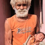 Do You Know: A 96 Years Old 'Vegetarian'- Indian  Became Father of his Second Son