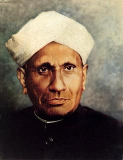 Sir C.V.Raman