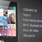 Google Started Selling its Nexus 7 Tablet in India !