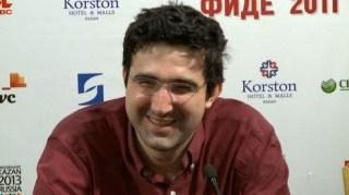 Vladimir Kramnik of Russia