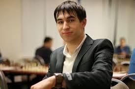 Dmitry Andrekin of Russia