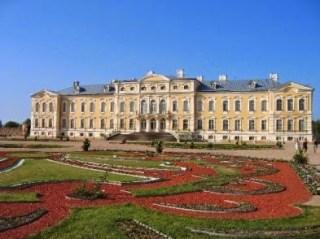 Royal Palace Kingdom of Genovia