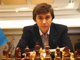 Sergey Karakin of Russia
