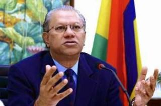 Navin Ramgoolam PM of Mauritius