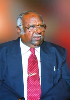 Former Supreme Court Judge Justice- AR Lakshmanan