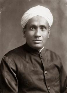 Sir CV Raman