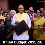 Highlights of the Indian Union Budget For the Year 2015-16