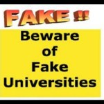 List of Fake Universities in India- University Grants Commission
