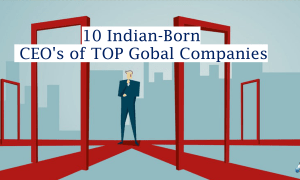 List of Indian CEO's of Global Companies