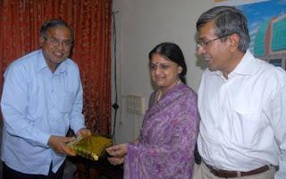 R.K.Narayan's Grand Daughter Bhuvaneswari