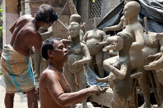 Clay Image Makers of Kumartulu