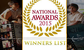 National Awards 2015