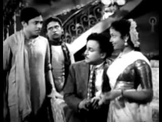 SSR in M.R.Radha's Retha Kanneer Movie